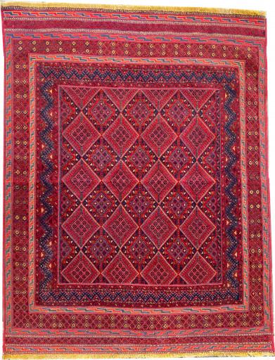 Afghani Carpet & Sumak