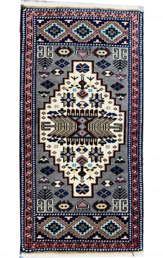 Cappadocian Taspinar Cavuslu Carpet (YASTIK)